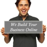 We build your business online!