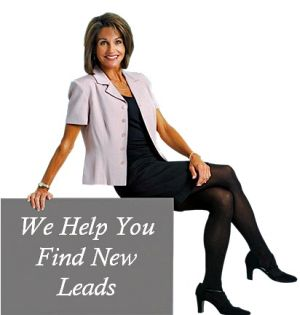 We help you find new leads online to generate more sales.
